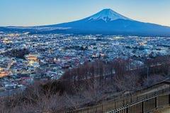 MT fuji stock fotografie
