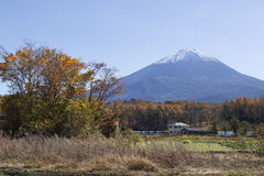 Mt.Fuji in autumn, Japan Stock Photos