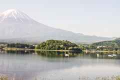 Mt.Fuji Royalty Free Stock Photo