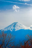 Mt Fuji Stock Photo