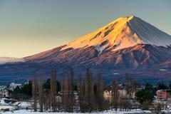 Mt.Fuji. Close up of Mt. Fuji Royalty Free Stock Photography