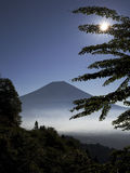 Mt fuji-dg7 Royalty Free Stock Photography