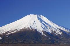 MT Fuji en Meer Yamanaka Stock Afbeeldingen