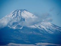Mt. Fuji, famous japanese landmark stock photography