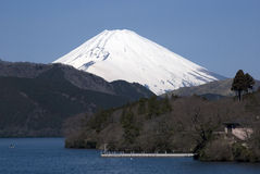 Mt. Fuji, Fuji-Hakone-Izu National Park, Japan Royalty Free Stock Photos