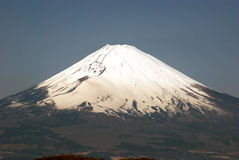 Mt. Fuji, Fuji-Hakone-Izu National Park, Japan Royalty Free Stock Photography