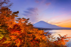 Mt. Fuji Japan Stock Photo