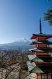 Mt. Fuji, Japan Royalty Free Stock Images
