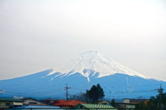 Mt. Fuji , Japan Stock Photography