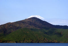Mt. Fuji, Japan Royalty Free Stock Photography