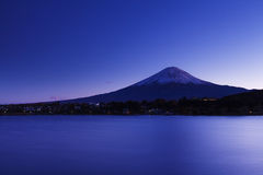 Mt. Fuji Royalty Free Stock Image