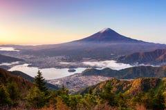 Mt Fuji Japonia fotografia royalty free