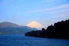 Mt.Fuji and Lake Ashi, Japan Stock Photos