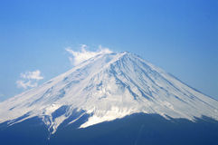 Mt. Fuji Royalty Free Stock Photography
