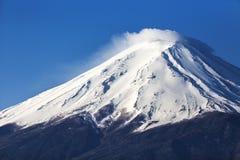 Mt. Fuji. Mount Fuji and cloud, Japan Royalty Free Stock Photo