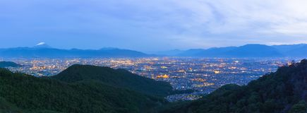 Mt. Fuji Royalty Free Stock Images