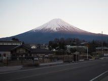 Mt. Fuji Royalty Free Stock Photos