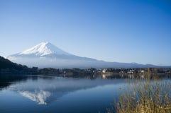 Mt Fuji Royalty Free Stock Photography