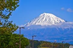 Mt Fuji view Royalty Free Stock Photos