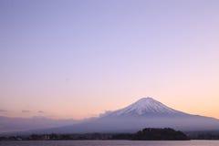 Mt. Fuji in Yamanashi, Japan Stock Images