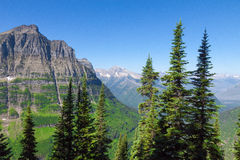 MT-Glacier National Park Stock Photo
