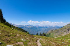 MT-Glacier National Park Royalty Free Stock Images