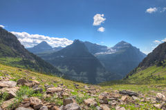 MT-Glacier National Park Royalty Free Stock Photography