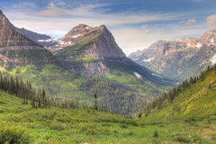 MT-Glacier National Park Stock Photos