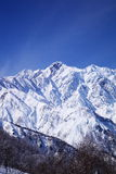 Mt. Goryudake, Nagano Japan Stock Images