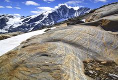 Mt. Grossglockner 3,798m. Austria Stock Photo
