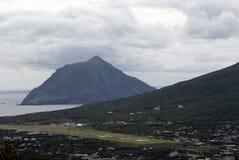Mt. Hachijo-Fuji Stock Photography