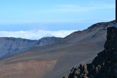 Mt. Haleakala Стоковое Изображение RF