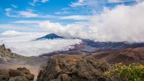Mt Haleakala Photo libre de droits