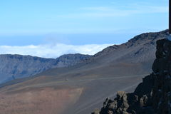 Mt. Haleakala Royalty Free Stock Image