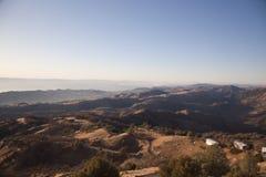 Mt. Hamilton. Lick Observatory on Mount Hamilton, San Jose, CA stock photos