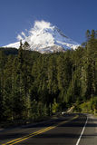 Mt. Haube Lizenzfreie Stockfotos