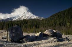 Mt. Haube Stockfoto