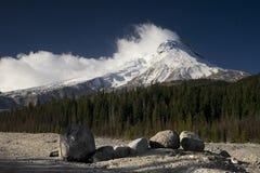 Mt. Haube Stockfotografie
