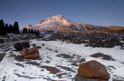 Mt. Haube Stockbilder
