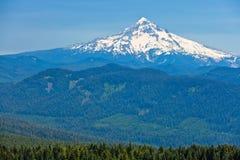 Mt. Haube, Oregon Stockbilder