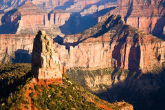 Mt. Hayden Grand Canyon Arizona Royalty Free Stock Photo