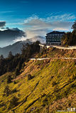 Mt. Hehuan Royalty-vrije Stock Fotografie