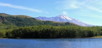 Mt圣Helens 库存图片