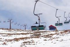 Mt Hermon - Israël Photo stock