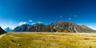 Mt. het Panorama van Cook Royalty-vrije Stock Afbeelding