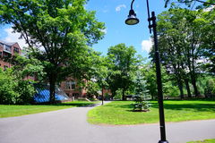 Mt Holyoke College Royalty Free Stock Photography