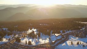 Mt Hood Aerial clips vidéos