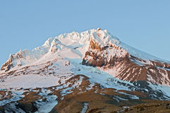 Mt Hood close up Royalty Free Stock Photography
