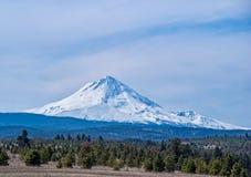 Mt. Hood from Pleasant Ridge Stock Images
