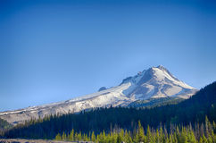 Mt. Hood South Side Royalty Free Stock Photography